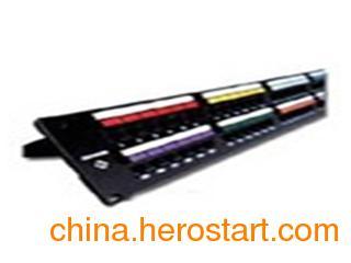 供应广安清华同方超五类48口配线架原装正品价格