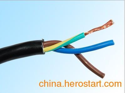 北京厂家供应RVV3X0.4电源线,护套电缆,规格 说明