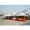 供应沈阳凌远志厂家直销3米*3米.6米*6米锥顶铝合金篷房,底价出租出售,不容错过