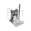 供应液压式压片机,X荧光硫钙分析仪, X荧光测硫仪, X荧光钙铁分析仪