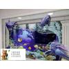 供应瓷砖玉雕背景墙UV喷绘机 成本和工艺