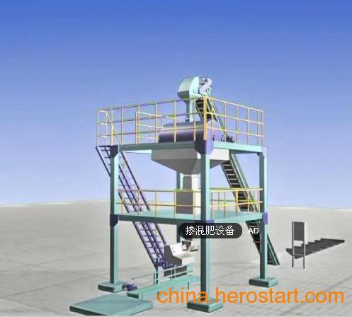 供应掺混肥设备生产厂家-河南掺混肥生产线