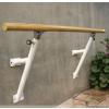 供应重庆挂壁式压腿杆批发商定做不同尺寸不同高度的移动压腿杆
