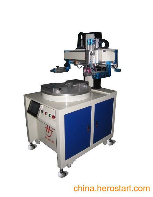 供应丝印机厂家,平面吸气丝印机,电动伺服丝印机