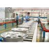 供应铝轮毂表面静电粉末涂装生产线—盛丰涂装