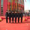 橄榄绿安防技术提供专业的小区保安服务_济阳小区保安