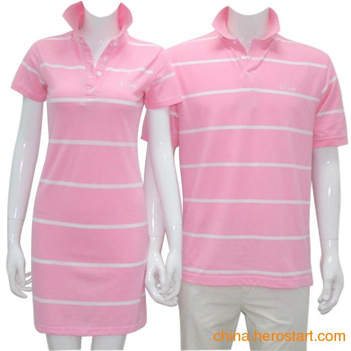 供应GTGOLF高尔夫服装夏季情侣休闲装零售、批发、定制