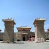 去哪找一流的古建筑施工:青海古建筑施工厂家