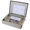 供应32芯冷轧板插片式光纤分纤箱