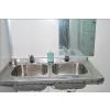 供应不锈钢双水槽