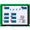 供应工业OLED 宽温智能彩色液晶显示屏模块