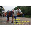 供应辽宁玻璃钢彩绘牛雕塑厂家