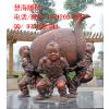 供应重庆茶壶雕塑 茶文化雕塑 茶农人物雕塑厂家