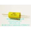 供应音频轴向电容CL19金属膜系列,适用于音箱、分频、功放等音频电子