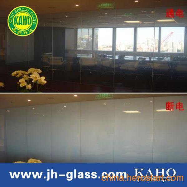 供应智能电控调光玻璃雾化玻璃变色玻璃 推荐嘉颢