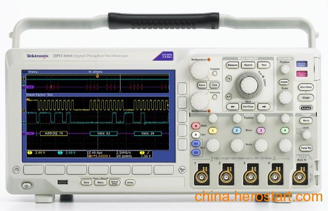供应长期收购DPO3014、DPO3034、DPO3054数字示波器