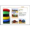 供应北京地区各种趣味运动项目道具充气毛毛虫竞赛