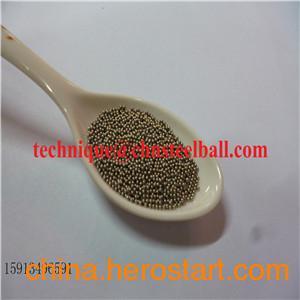 供应广东乾润钢球厂高精密铜球H90铜球