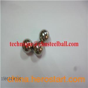供应广东钢球厂G10级1.4034材质420不锈钢球0.5mm