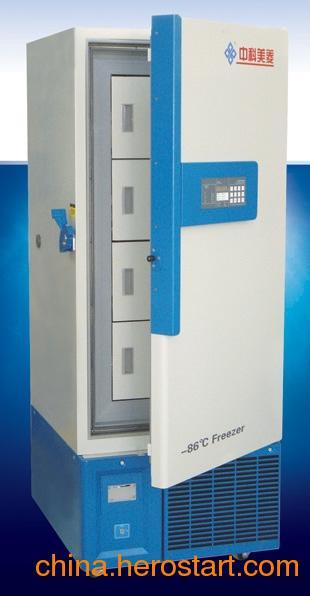 供应中科美菱 DW-HL668超低温冷冻储存箱 低温冷冻箱 冰箱 -86
