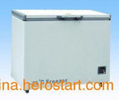 供应DW-YW508A低温冷冻储存箱、DW-YW508A医用低温箱、卧式冰箱
