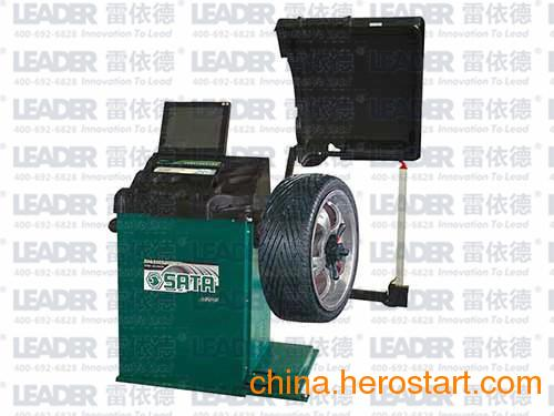 供应世达豪华全自动液晶屏轮胎平衡机报价