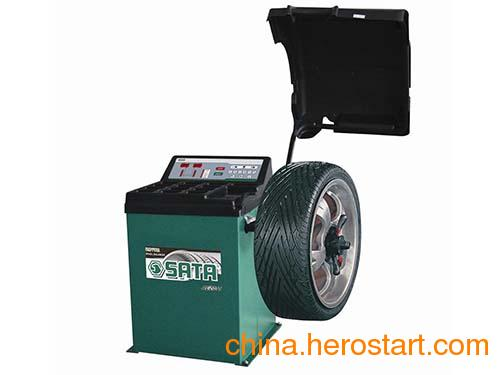 河南供应世达经济型轮胎平衡机AE2011厂销价格