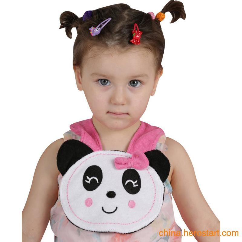 供应三角巾围巾外贸 母婴儿童围巾婴儿用品厂家直销口水巾全棉