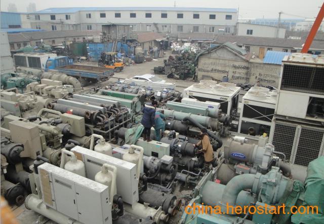 供应上海废旧中央空调回收专业回收二手中央空调上海中央空调回收