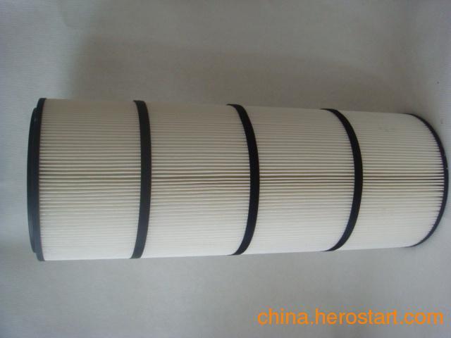 供应顶装式脉冲褶式滤筒