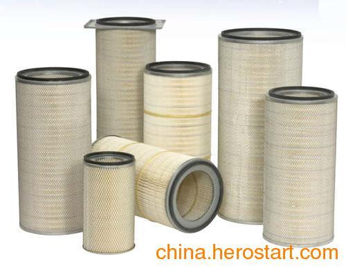 供应聚酯纤维空气滤筒
