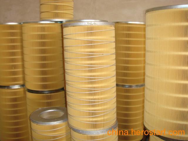供应型材预处理线专用滤筒