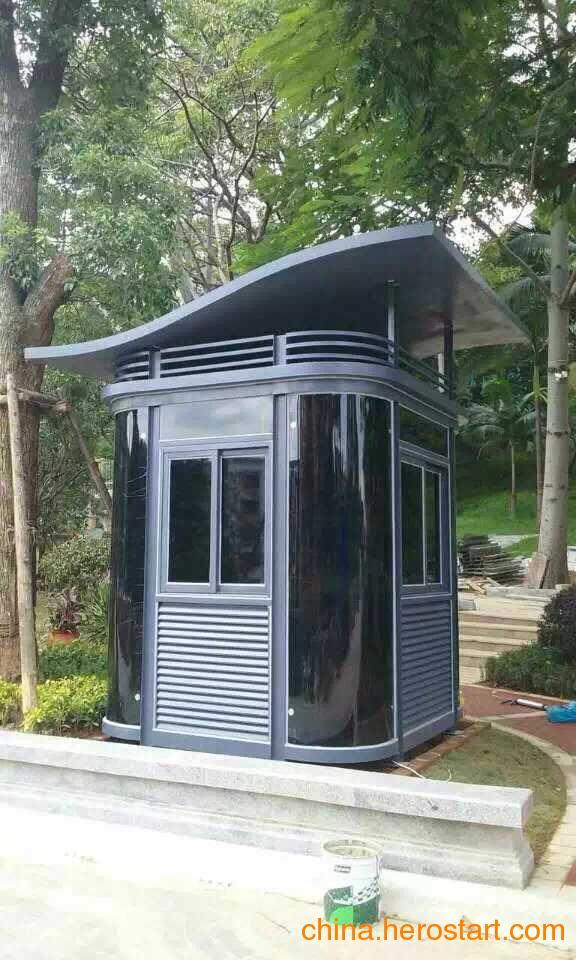 供应南平创新型高端艺术岗亭赢隆专业设计制作