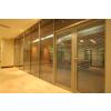 供应耀华威玻璃装饰——办公室玻璃隔断保养诀窍