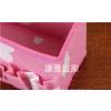 供应义乌收纳盒 创意桌面整理收纳盒 化妆品收纳盒