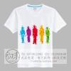 供应定制T恤个性文化衫动漫周边短袖纯棉T恤来图定制免费设计
