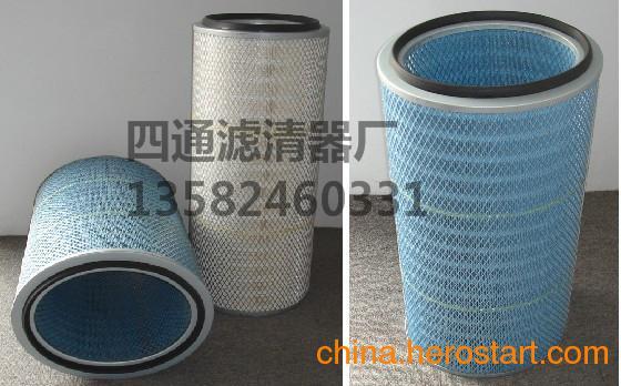 供应覆膜滤筒,防静电滤筒,折叠滤筒