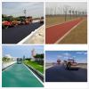 供应六盘水钟山六枝特盘县水城彩色沥青路面施工 彩色沥青公司