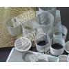 供应各类稀贵金属材质过滤筒 网杯 包边滤片