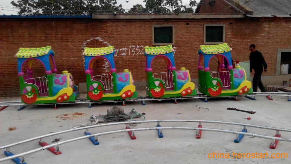 供应儿童玻璃钢小火车