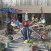 供应儿童游乐设备自控飞机厂家直销8-20人多规格造型全