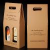 供应红酒包装盒定做 单支装红酒盒批发【深圳酒盒包装厂】