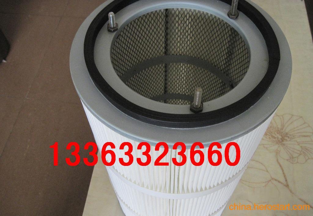 供应涡轮机除尘滤芯 粉尘回收滤芯 京安滤芯配件厂技术领先