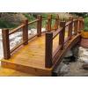 供应供青海防腐木木桥和西宁防腐木木屋