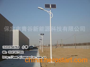 供应呼和浩特太阳能路灯销售太阳能路灯比市电路灯多哪些优势