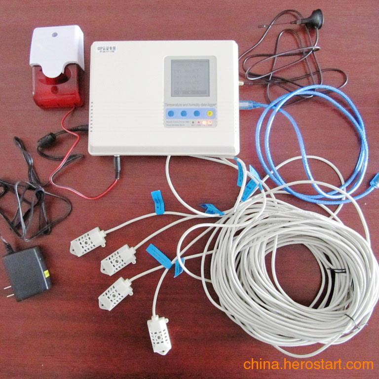 供应温湿度监测系统记录仪冷库专用