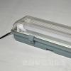 供应LED双管支架 IP65防水支架 T8双支三防灯外壳