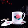 供应醴陵釉下五彩瓷茶杯常委杯人大杯办公会议杯