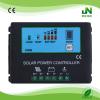 供应(12V-72V 10A-30A)新款金属外壳带电量显示太阳能控制器