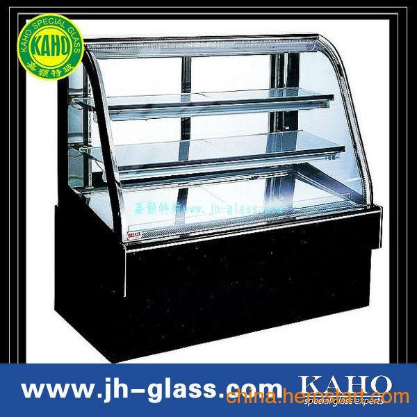 供应电加热玻璃、蛋糕柜防雾玻璃 冰柜玻璃 除雾玻璃